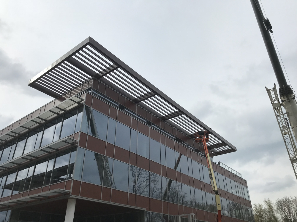 Pare-soleil Office parc Loyers